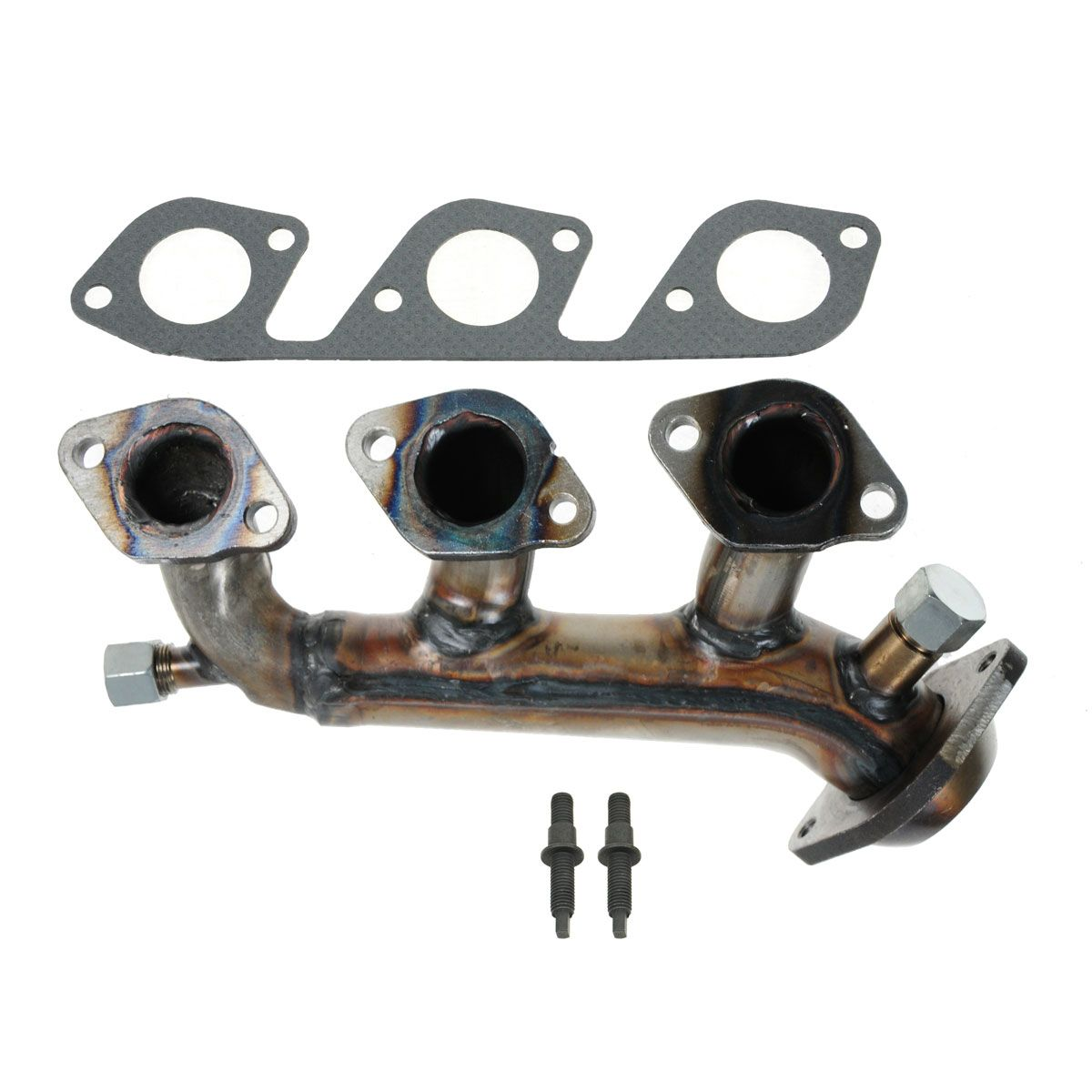 Right Exhaust Manifold For 1999-2004 Ford Mustang 3.8L V6 2000 2003 2001 2002