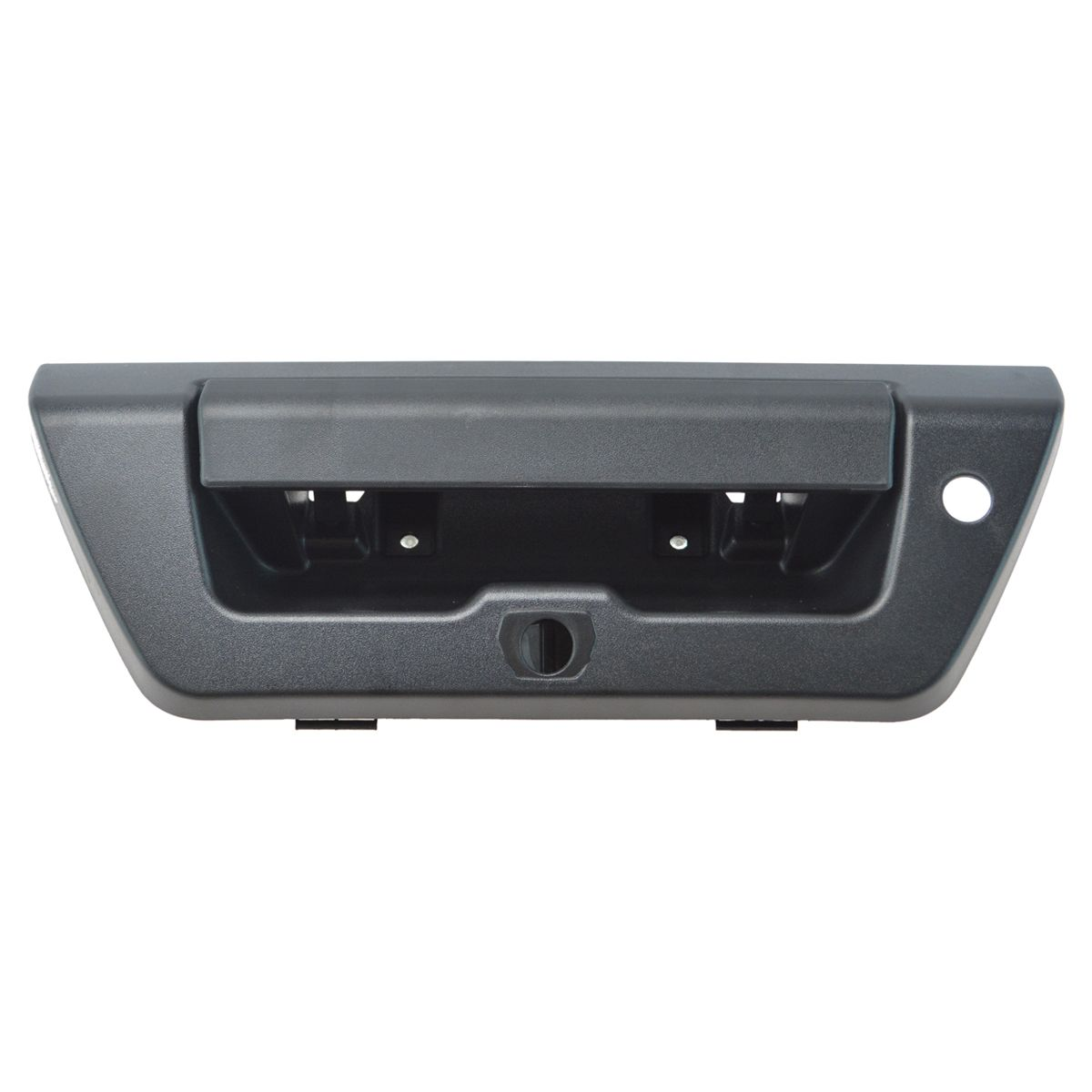 for Dodge Ram Tailgate Rear Outside Handle No Camera Hole Textured Black Pickup