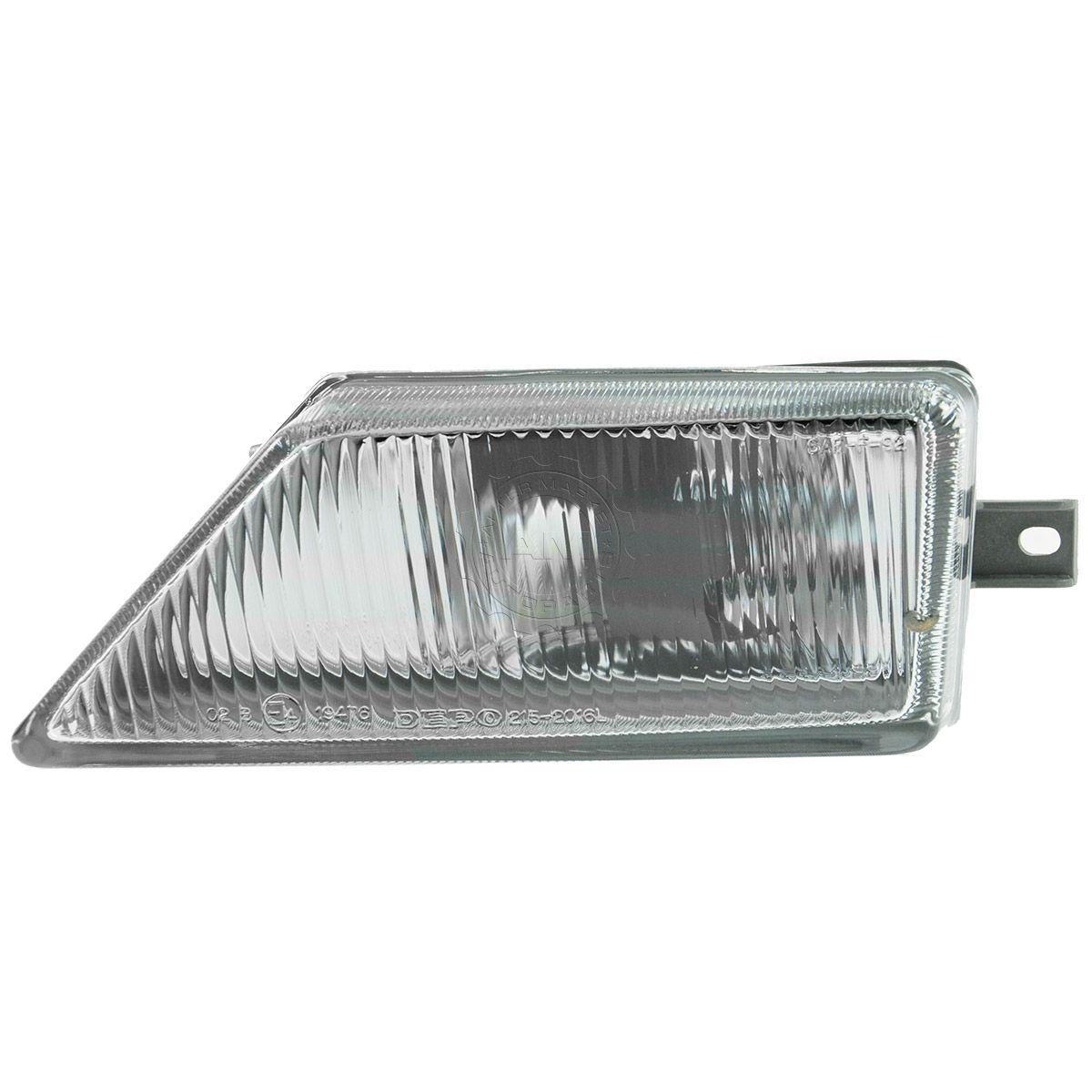Fog Driving Light Lamp RH Right Hand Passenger Side for Mercedes E Class 96-99