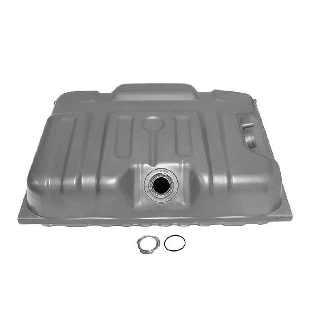 gas fuel tank 19 gallon rear mount for 73 78 ford f100 f150 f250 f350 ebay. Black Bedroom Furniture Sets. Home Design Ideas