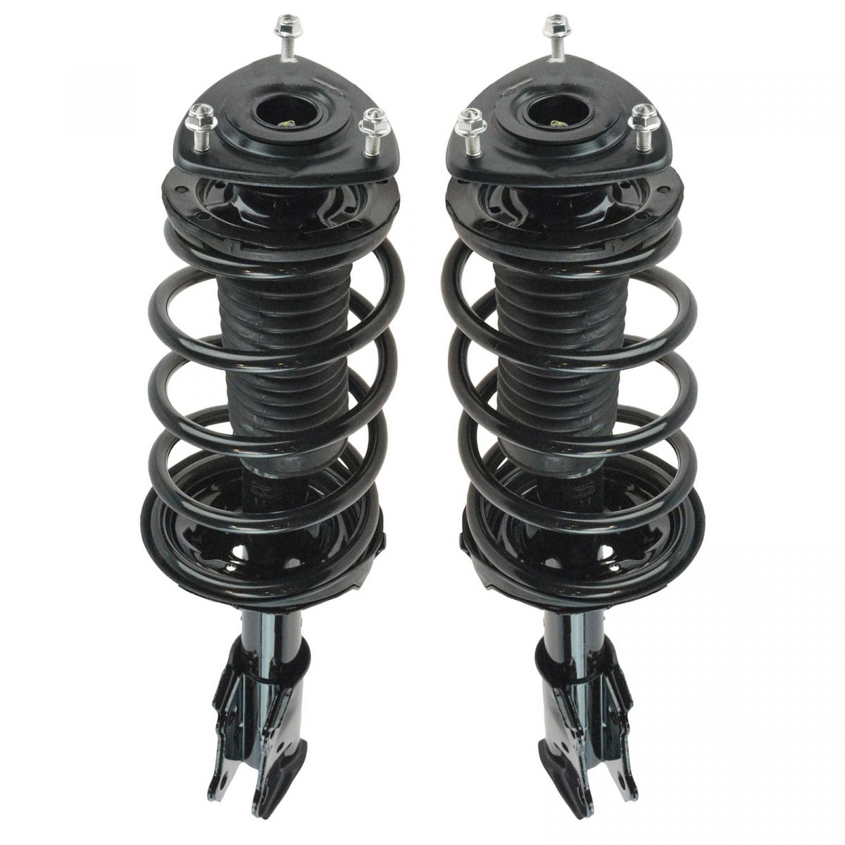 2006 for Acura MDX Front Premium Quality Suspension Strut and Coil Spring Assemblies One Year Warranty for Both Left and Right Sides