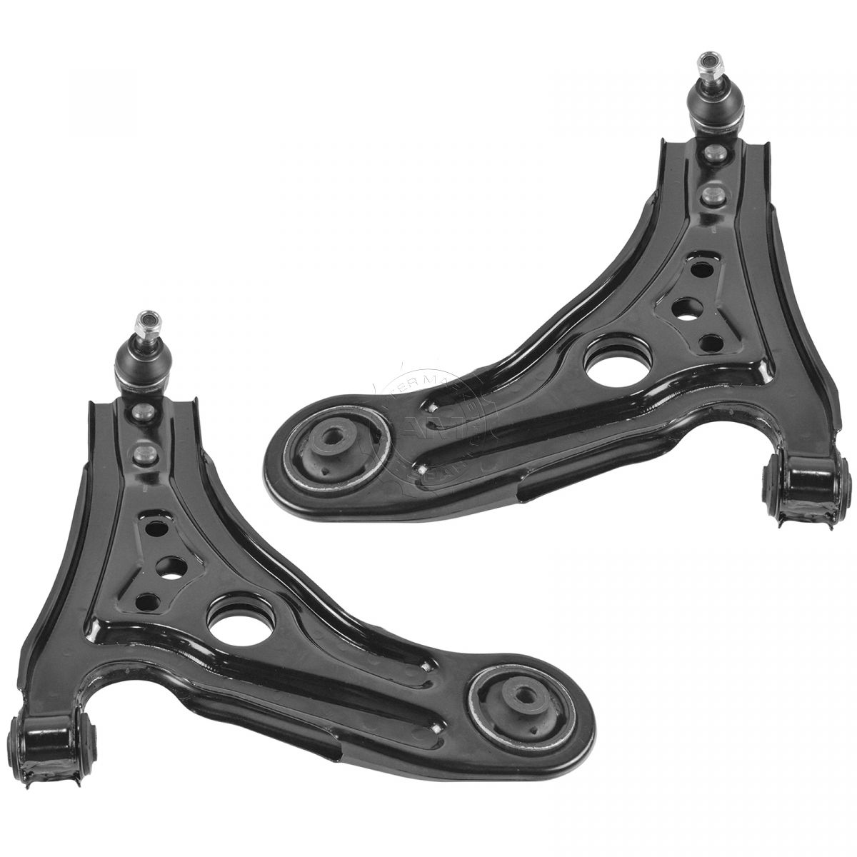 New Front Lower Left /& Right Control Arm Kit Fits Chevy Aveo Or Pontiac Wave G3