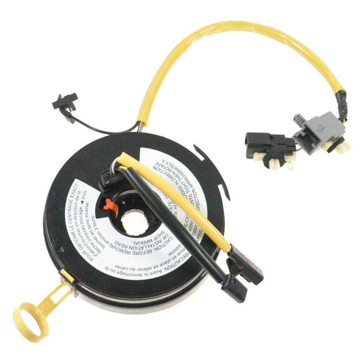 Airbag Replacement Cost >> Dorman Air Bag Airbag Clockspring for ford Mustang Taurus Mercury Sable | eBay