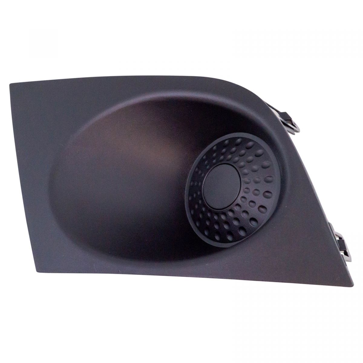 Fog Light Lamp Black Hole Cover Passenger Side RH RF for 07-12 Nissan Versa New