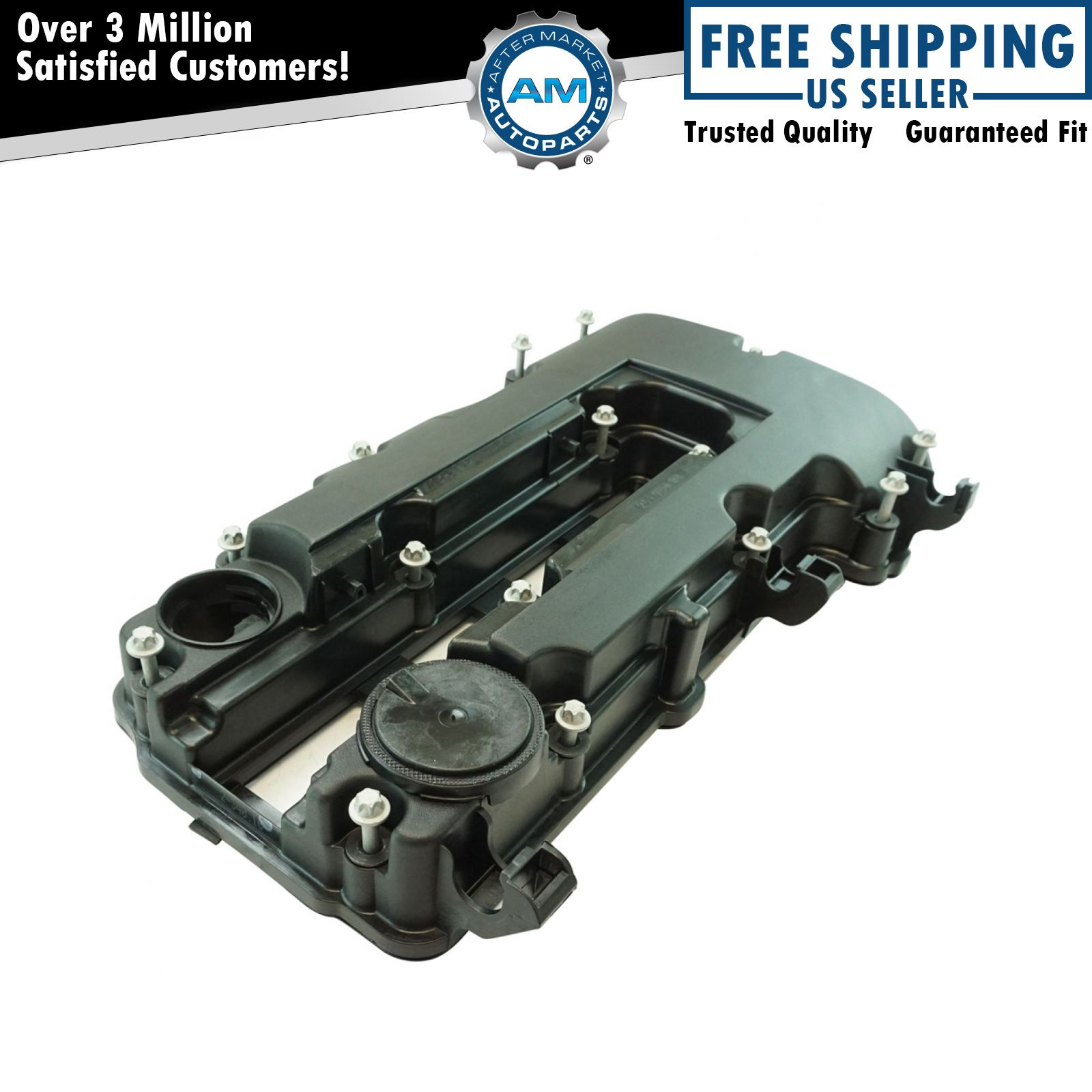 OEM Camshaft Valve Cover W/ Bolts & Seal For Chevy Cruze