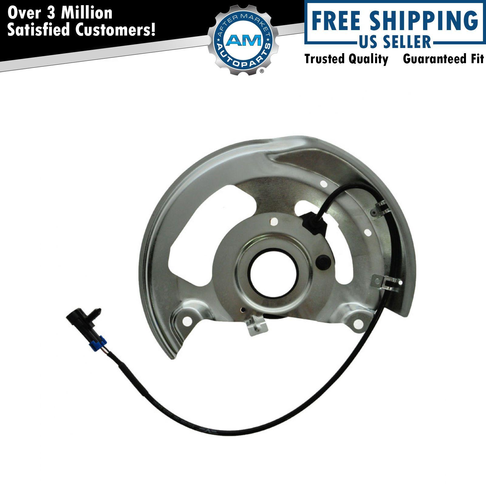 front wheel abs sensor w harness dust shield right rh. Black Bedroom Furniture Sets. Home Design Ideas